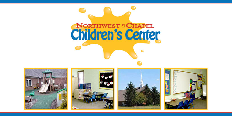 Childrens Center Dublin Ohio Northwest Chapel Children's Center Logo
