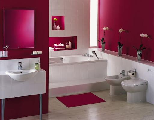 Ванные комнаты, дизайн ванных комнат