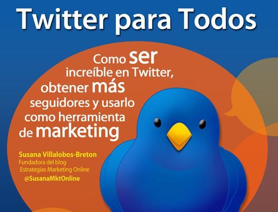 Descarga gratis el libro #Twitterparatodos