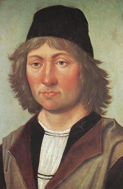 Pedro Berruguete - Self-portrait