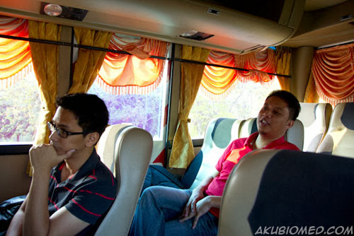 blogger ariff dan ujang