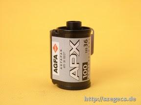 AGFAPAN APX-100