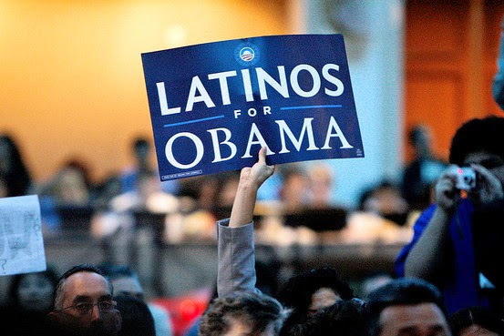 Latino support for Democrats wavers but does not fail