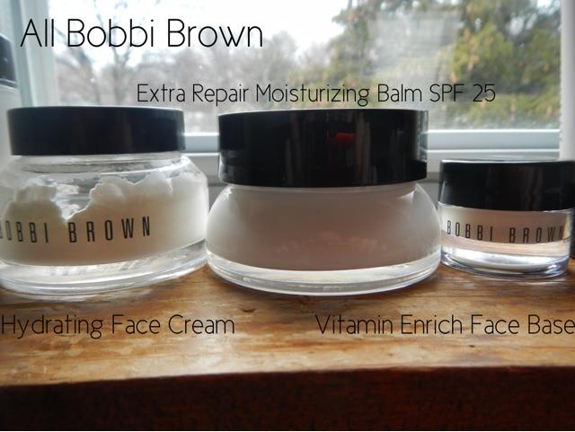 bobbi brown hydrating face base