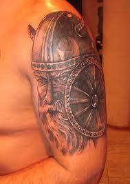 tatuaże wiking