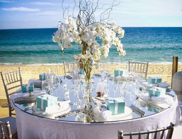 Matrimonio Tema Cristalli : Will be la tavola fiorita