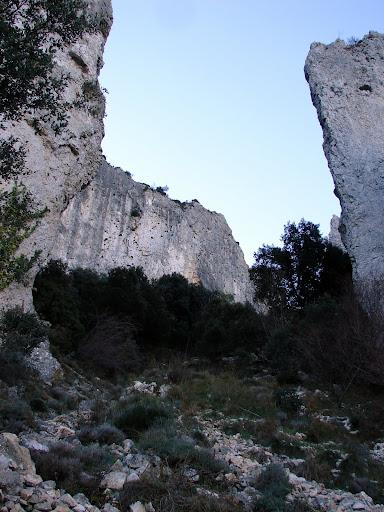 Senderismo: Frares de Quatretondeta - Penya Creus - Serrella - Pla de la Casa - Nevera - Penya La Yedra