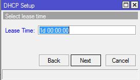 dhcpserver8 Cara Setting Mikrotik Sebagai DHCP Server