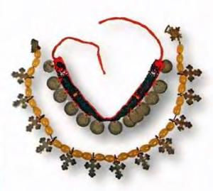 Hutsul jewelery