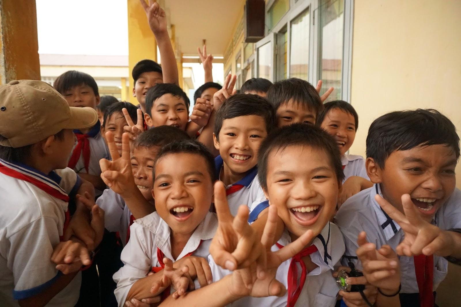 Cảm xúc chúng tôi nhận được trong chuyến hành trình về Tiền Giang