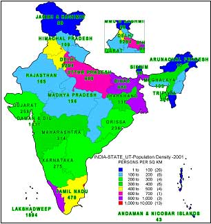 geography indias population Comparing china and india population control policies main points of the indian and chinese population policies: china india later age for geography revision.