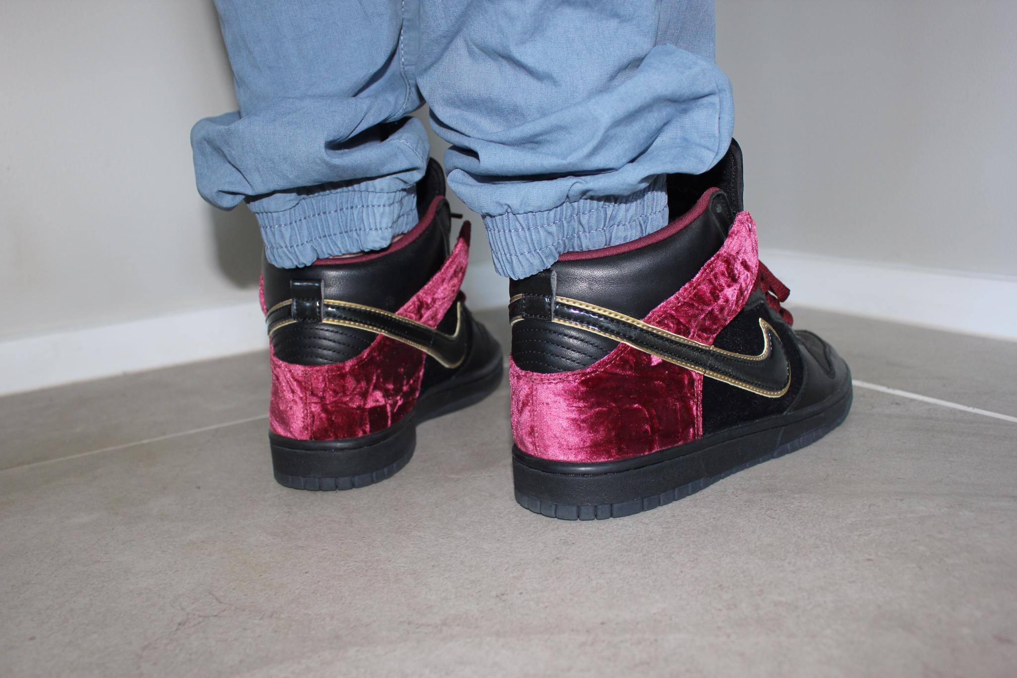 the best attitude cdc73 0e4b6 Tags Bloody Sunday, Dunk, High, Nike SB, Nike, On Feet, QS, Quickstrike,  Skateboarding, U2