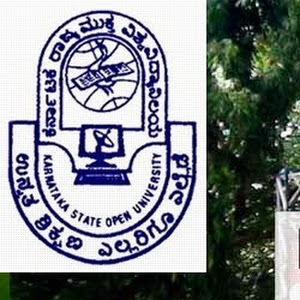 Who is Karnataka State Open University?