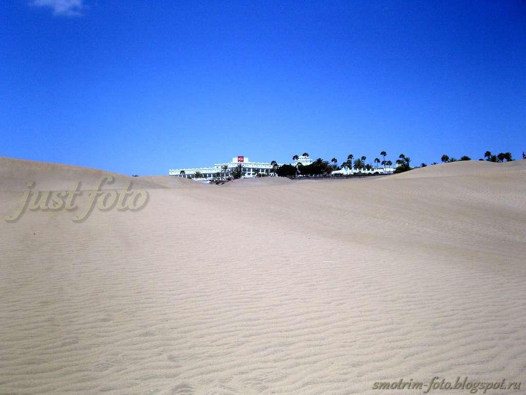 Маленькая Сахара фото