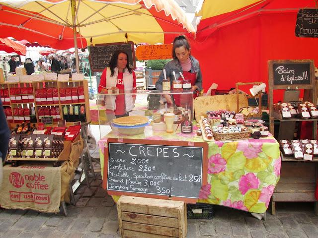 Skiing-Morzine-Beaune-Market