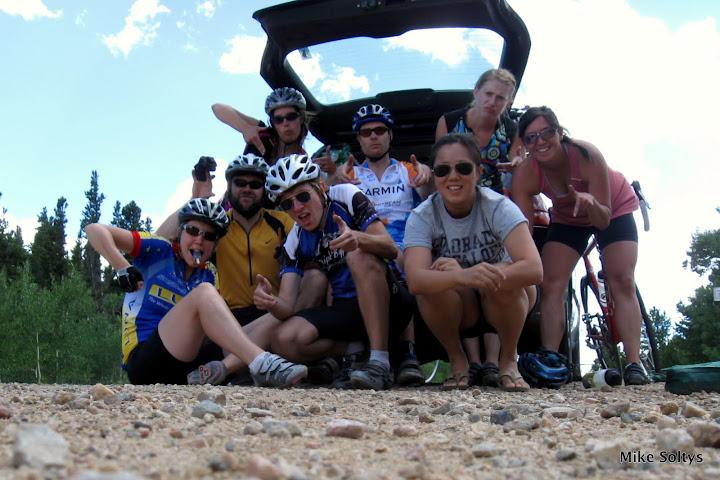 The Bike Gang