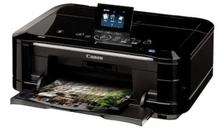 download Canon PIXMA MG6120 printer's driver