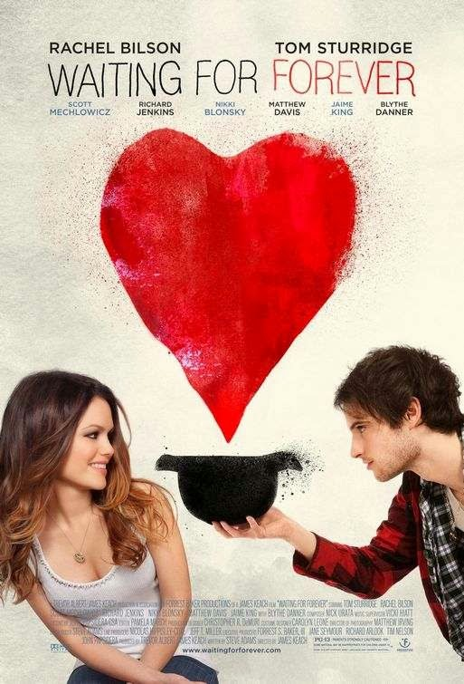 Poster Of Waiting for Forever (2010) Full Movie Hindi Dubbed Free Download Watch Online At Alldownloads4u.Com