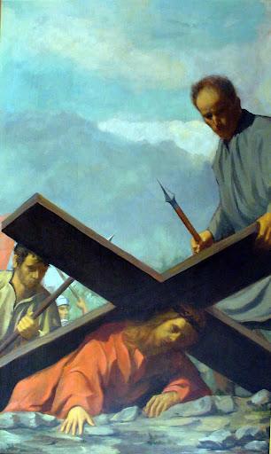 Via crucis stazione 8 - Duomo