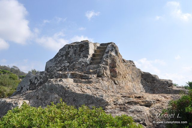 Piedra Sacra de Ranchiles