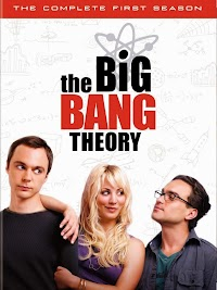 Jaquette de The Big Bang Theory