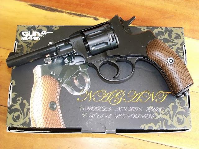 Nagant M1895 - 6mm CO2 - Umarex Boys Club Forum