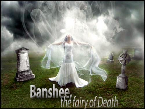 Creatures Of Light And Dark The Banshee