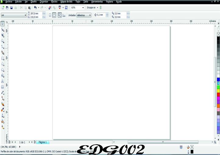 Corel Draw x5 Imagenes de como se uza