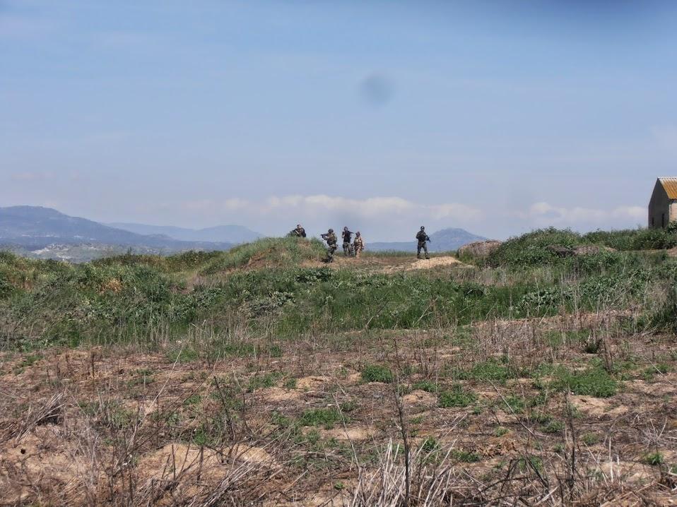 EL SANTUARIO. Fotos de la partida. 13-04-14 P4130180
