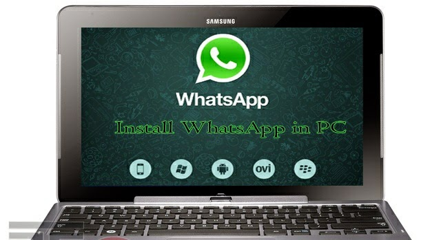 How to Run Whatsapp On Your Pc Using Bluestack