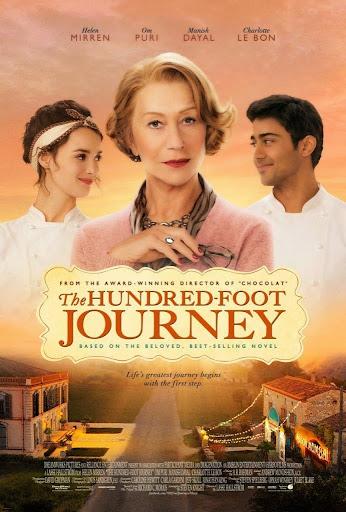 Ένα Ταξίδι 30,5 Μέτρα Μακριά (The Hundred-Foot Journey) Poster