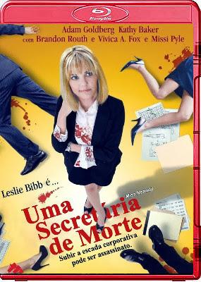 Filme Poster Uma Secretária de Morte BDRip XviD Dual Audio & RMVB Dublado