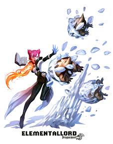 Sorceress > Elementalist