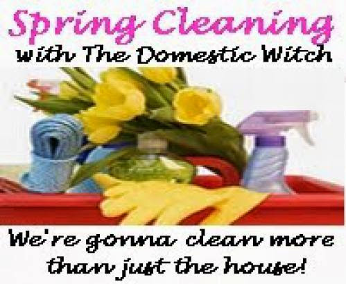 Spring Cleaning With The Domestic Witch Were Gonna Clean More Than Just The House
