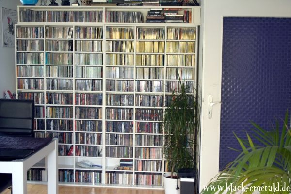 Schatzis CD Schrank