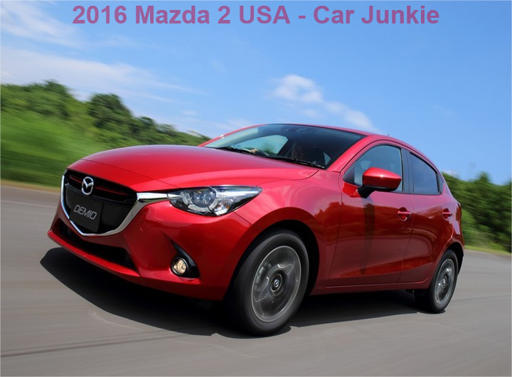 New 2016 Mazda 2 Upgrades MPG Rating | MAZDA USA