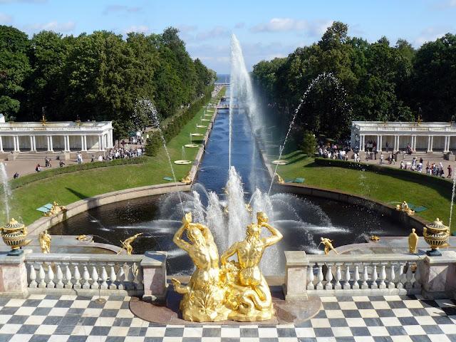 Giardini di Peterhof