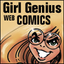 Girl Genius comics