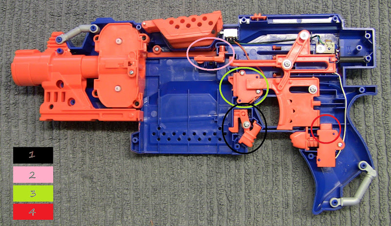 Coop S Stryfe Modification Write Up Modifications