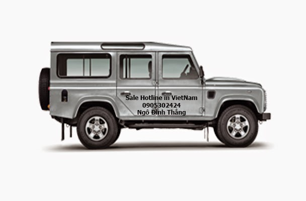 Land Rover Defender 110 Station Wagon XS