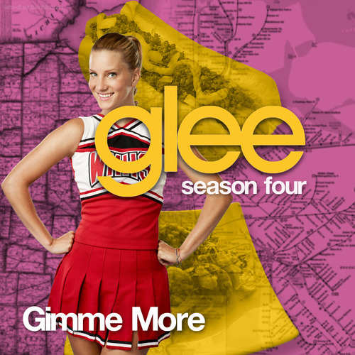 Glee - Gimme More 10022012