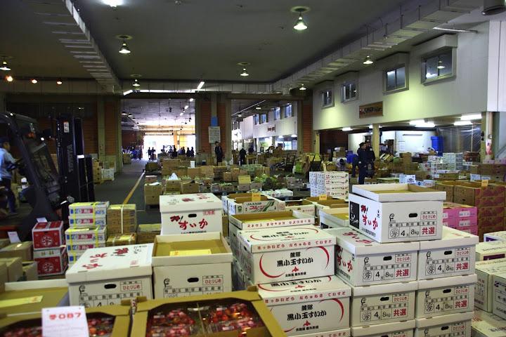 (株)キョクイチ 市場の模様