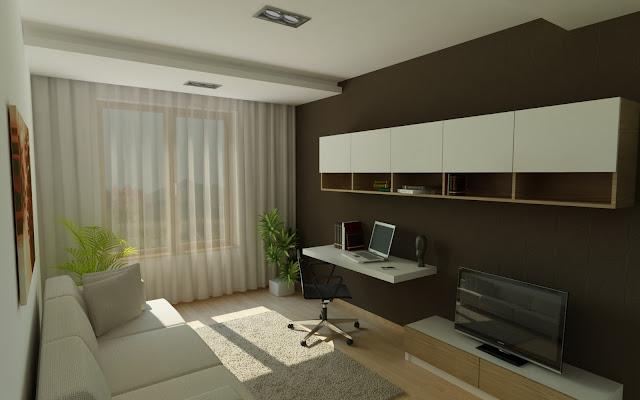 design interior camera de tineret