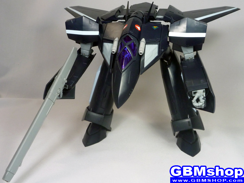 Macross 7 VF-17D Nightmare GERWALK Mode
