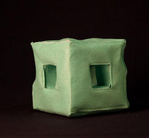 Esponjita de Menger - Menger sponge