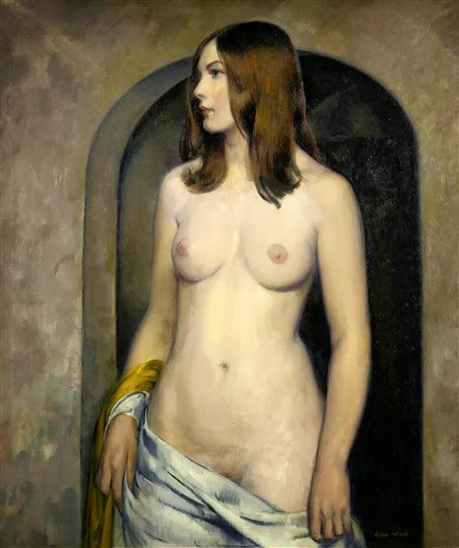 Leon Kroll - Nude Dorothy