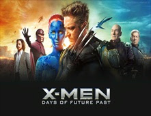 فيلم الاكشن X-Men: Days of Future Past مترجم