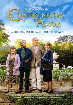Quartet Cuatro Notas de Amor (2012)