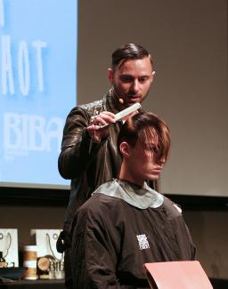 Hiro Salon Melbourne Frank Apostolopoulos From Biba