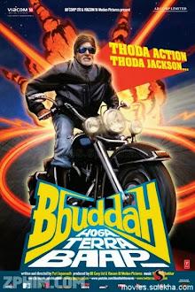Truy Tìm Hung Thủ - Bbuddah Hoga Terra Baap (2011) Poster